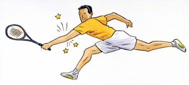 Tennis Elbow Injuries